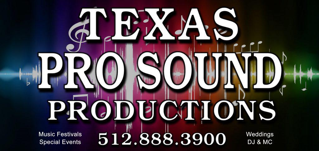 Texas Pro Sound Prodcutions